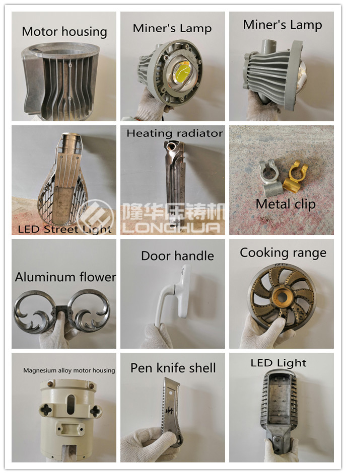 Die casting product display