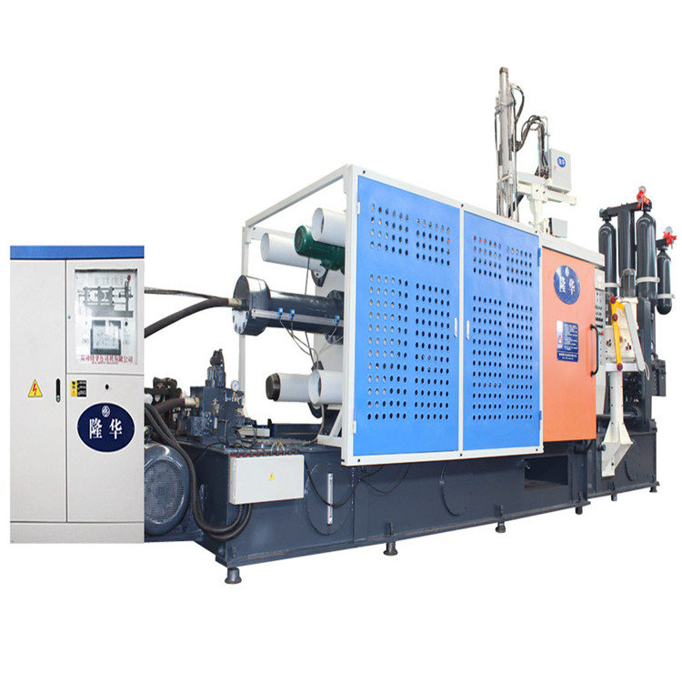 Horizontal Cold Chamber Die Casting Machine