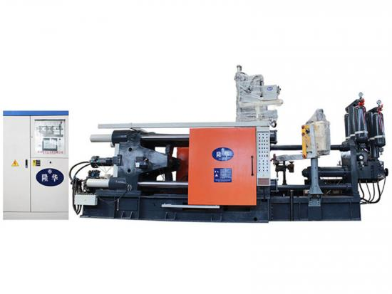 aluminum die casting machine manufacturing for making LED street light housings