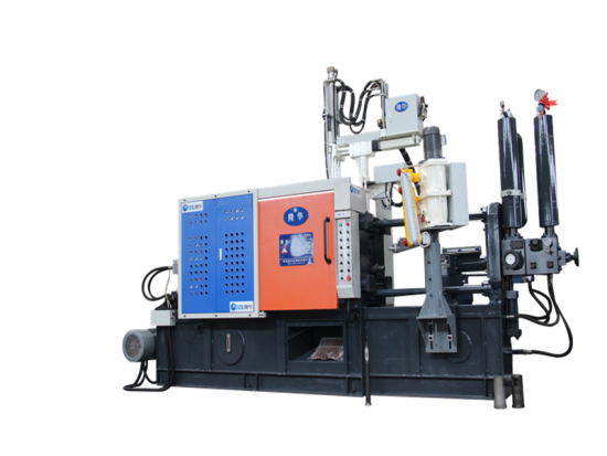 Hydraulic die casting machine