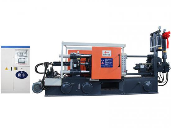 operating the die casting machine