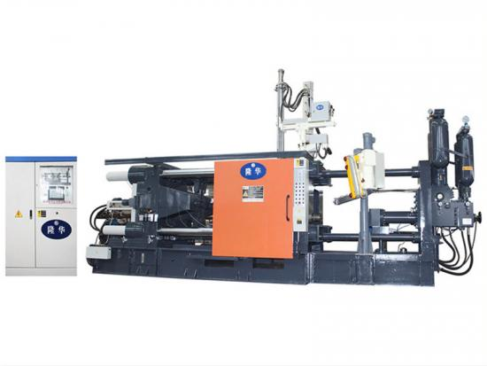 Fully Automatic Die Casting Machine For Making LED Heat Sink
