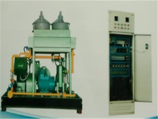 Gas Recovery System