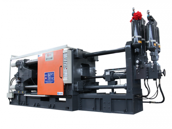 high Pressure Die Casting Machine For Making LED Street Lamp Shell