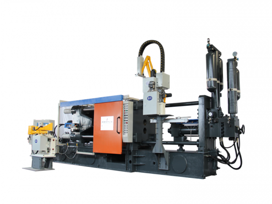 full automatic high pressure aluminum alloy die casting machine price