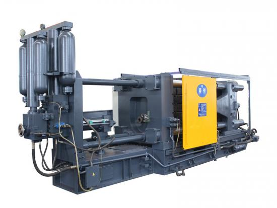 obtained four national patents  die-casting machine